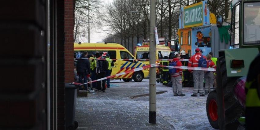 Verdachte van dodelijk verkeersongeval tijdens carnaval in Ter Apel overleden