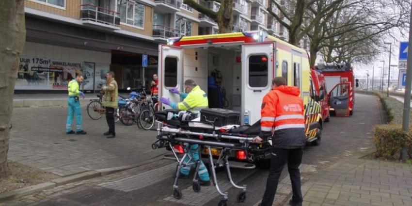 Dode en gewonde gevonden in woning Schiedam
