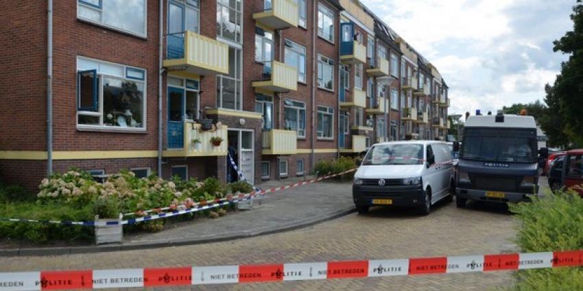 Dode gevonden in portiekwoning Winschoten