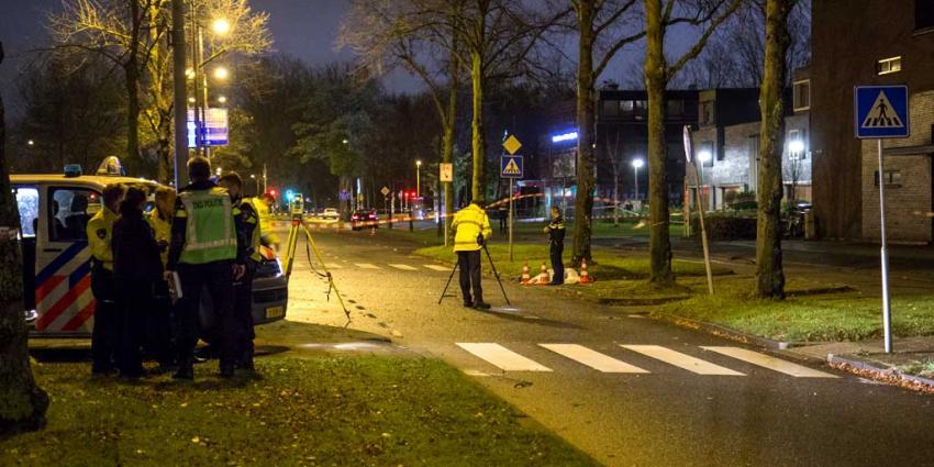 Man doodgereden in Schiedam, automobilist slaat op de vlucht