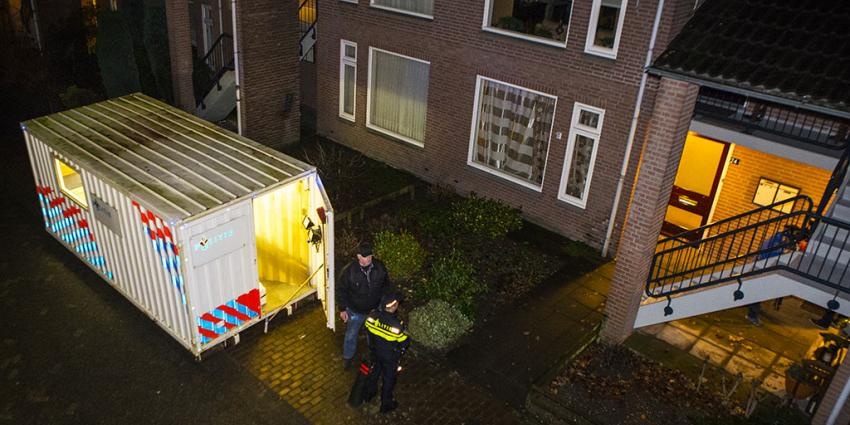 Aanhoudingen na vondst dode vrouw in Sint-Michielsgestel