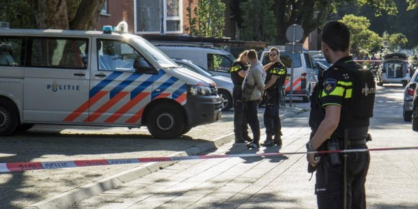 Man aangehouden na vechtpartij Doggerstraat