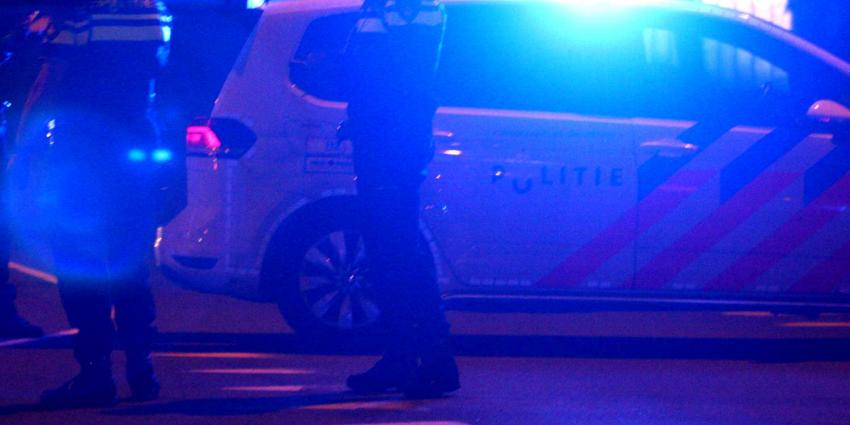 Politie drukt automobilist van de weg na achtervolging op A73