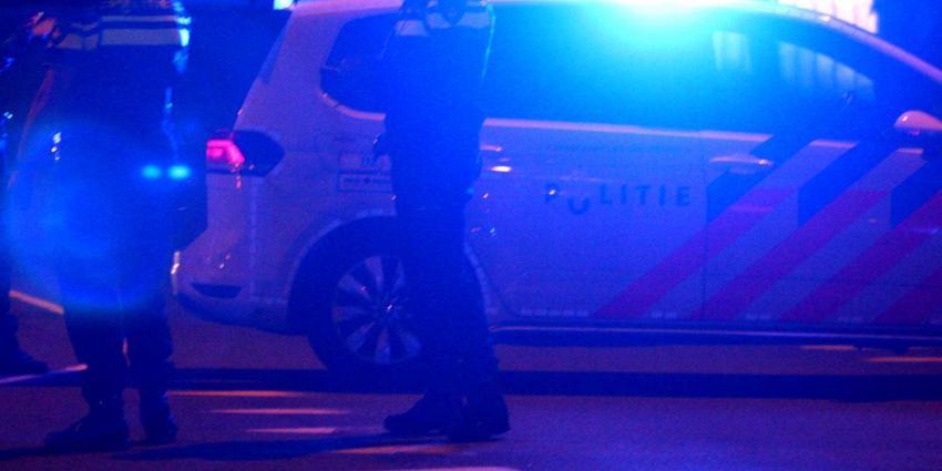 Schietpartij in flatwoning Breda