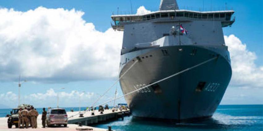Ruim 2 miljoen euro Europese subsidie voor noodhulp Sint Maarten
