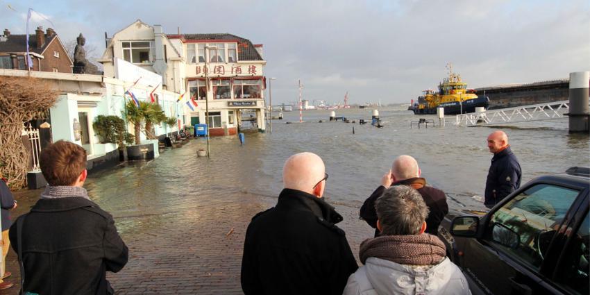 Slechts 15 procent Dordrechters kan worden gered bij overstroming