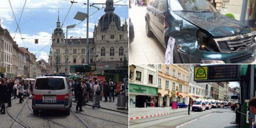 Doden en tientallen gewonden na expres inrijden op publiek