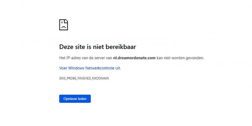 dreamordonate-site