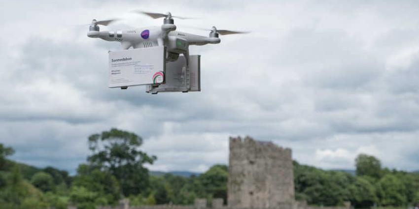 Abortuspillen per drone geleverd aan Noord-Ierland