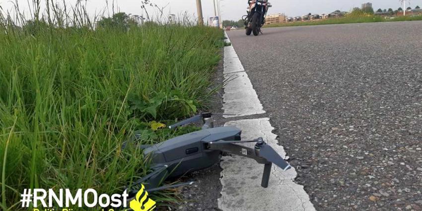 drone-politiemotor