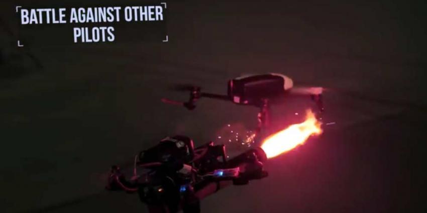 TU Delft organiseert eerste anti-drone race 'DroneClash'