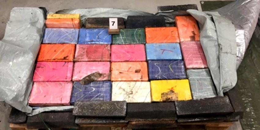 Container met metaal uit Brazilië bevat 400 kilo cocaïne