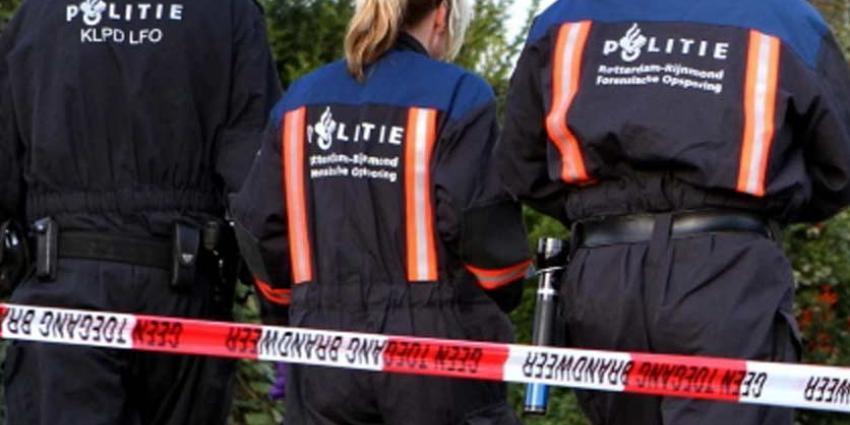 Op vijf plaatsen drugsdumpafval aangetroffen