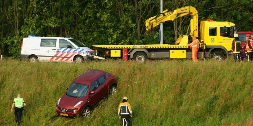 Dode bij eenzijdig ongeval Nieuwe Pekela