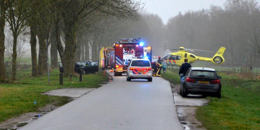 Ongeval in Westerlee