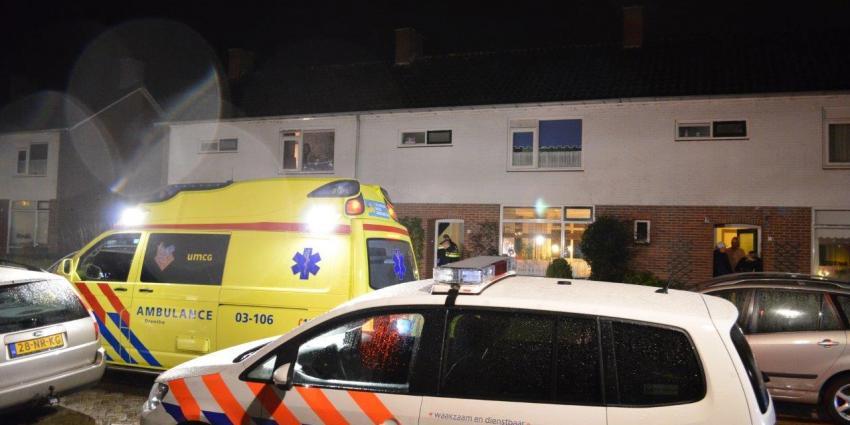 Twee gewonden bij steekincident in Wildervank