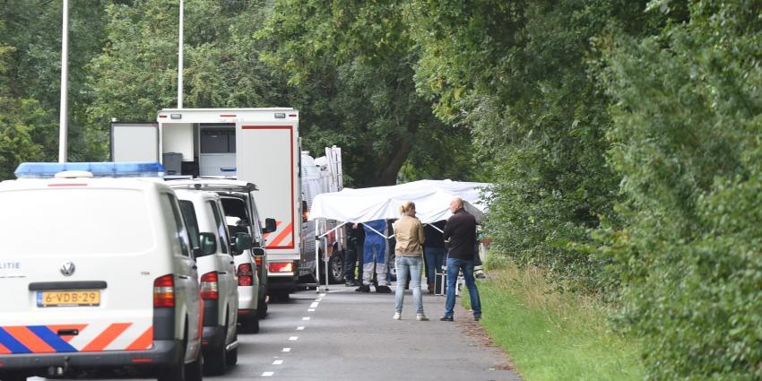 'Lichaam gevonden in struiken in Utrecht'