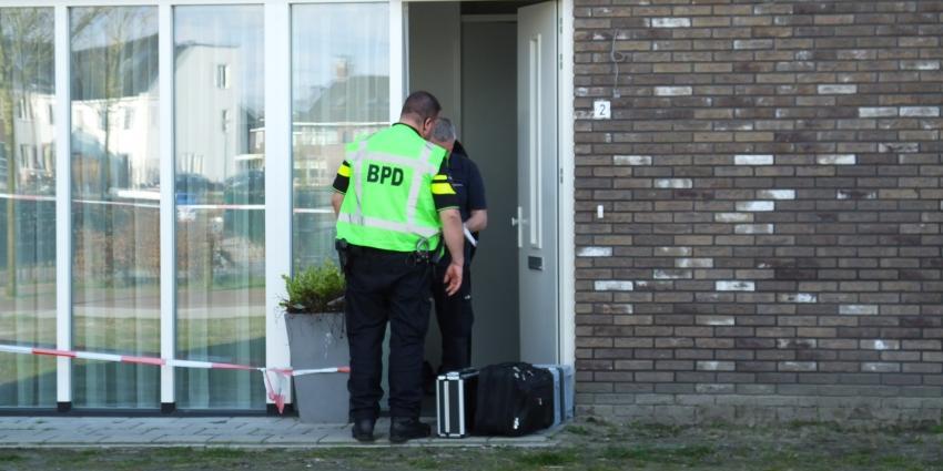 Dode man gevonden in woning Assen