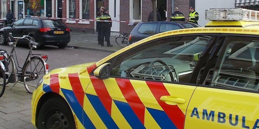 Dode in woning aangetroffen Groningen
