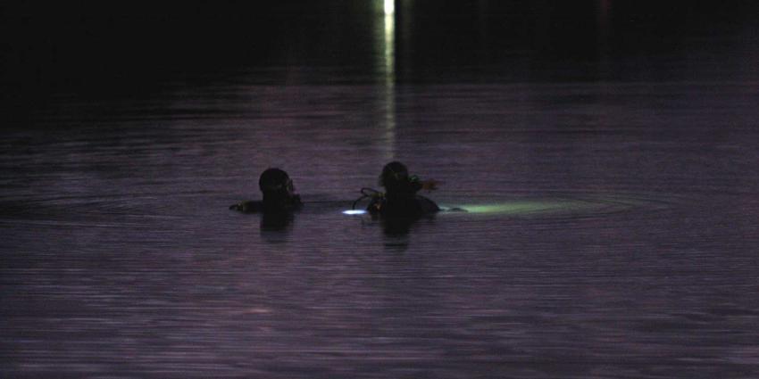 Zoekactie naar vermiste zwemmer Boschmolenplas