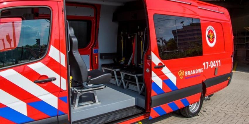 Nieuwe duikwagen voor brandweer Schiedam