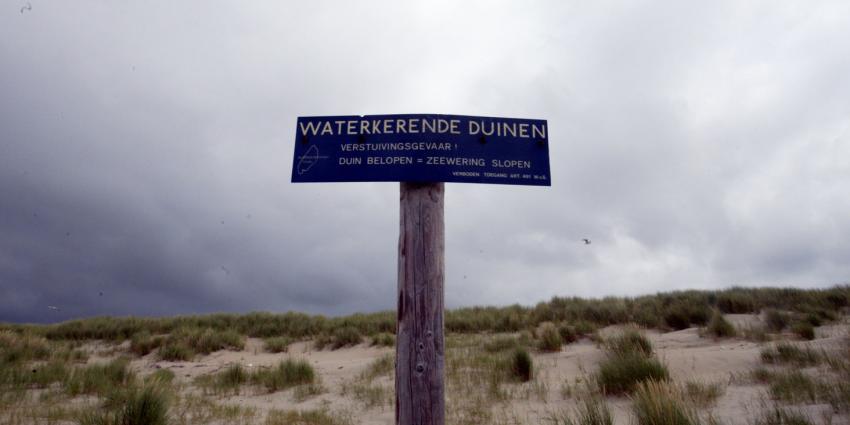 Waddengebied dreigt deze eeuw te verdrinken