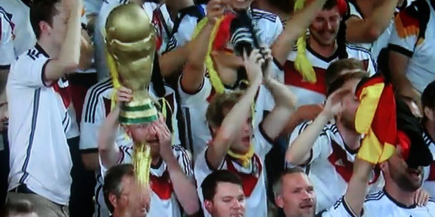 Duitse TV gaat eigen camera's inzetten bij EK-wedstrijden 'die Mannshaft'