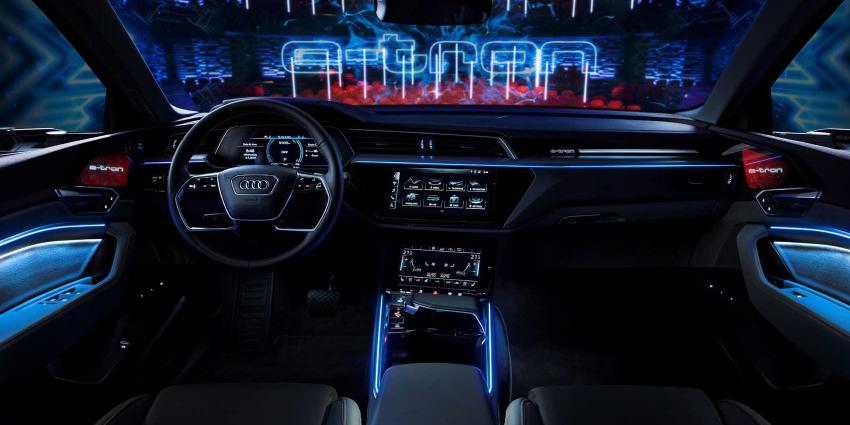 Audi e-tron: aftrap van een groots e-offensief