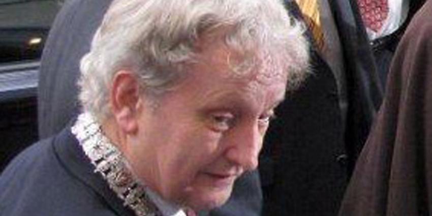 Foto van burgemeester Eberhard van der Laan | BON