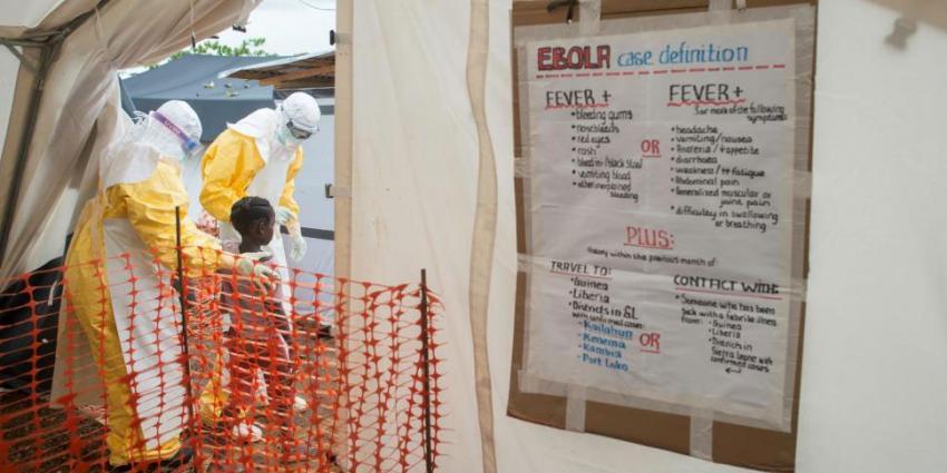 WHO: goede resultaten met vaccin tegen Ebola