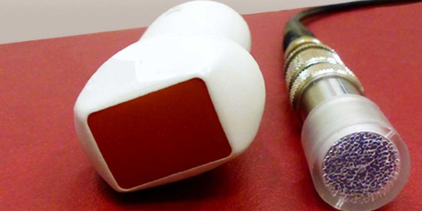 Simpel plastic dopje maakt goedkopere 3D-echo's mogelijk