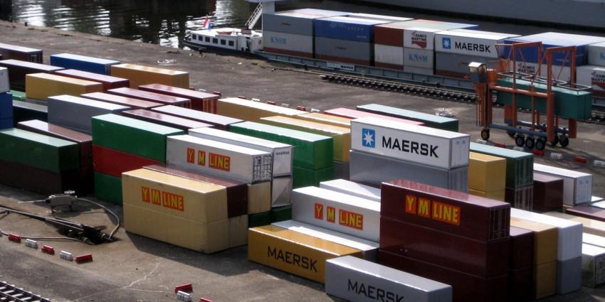 Minder drugs onderschept in haven van Vlissingen