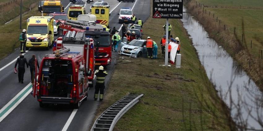 Foto van ongeval | Rieks Oijnhausen | rieksoijnhausen.nl/