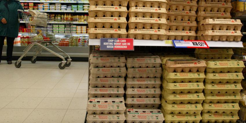 'Supermarken promoten rondom Pasen vooral schuurei'