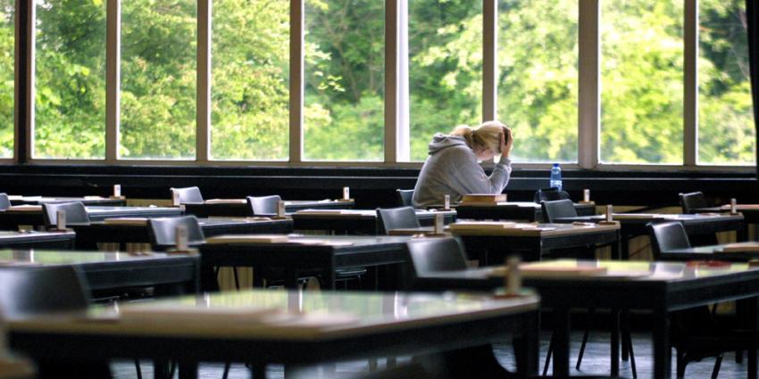 Recordaantal klachten tijdens schoolexamens