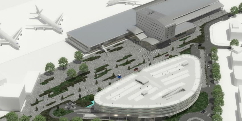 Eindhoven Airport krijgt subsidie voor nieuwe OV-terminal