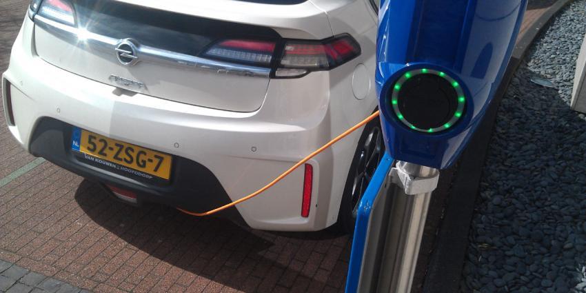 Bijladen Elektrische Auto Fors Duurder Blik Op Nieuws