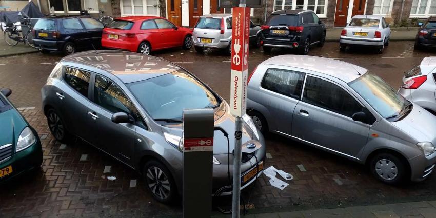 Elektrische auto niet groen genoeg