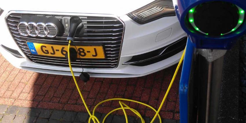 Nederland derde jaar op rij Europees koploper zuinige auto's