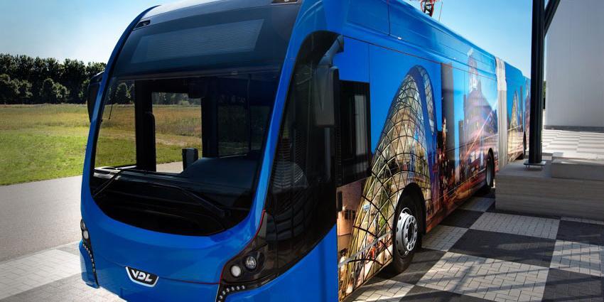 Brabant krijgt grootste elektrische busvloot van Europa