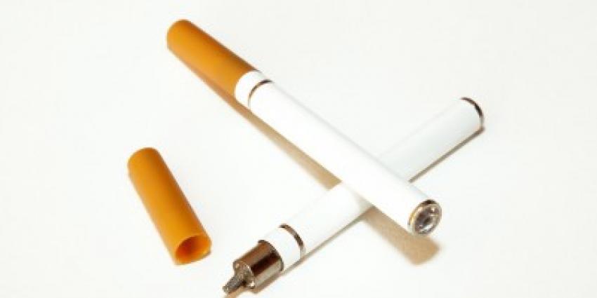 Kabinet:minimumleeftijd e-sigaretten 18 jaar