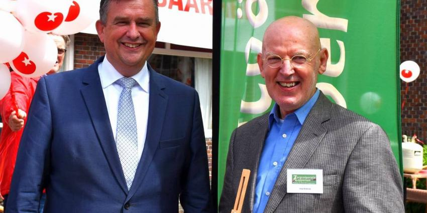 Emile Roemer roept Zorgcoöperatie Loppersum uit tot Held van de Leefbaarheid
