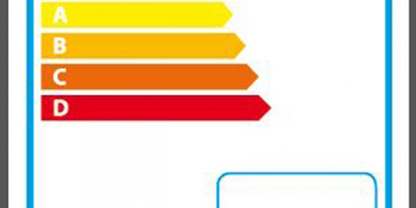 Nieuwe energielabels zorgen voor energiezuiniger producten