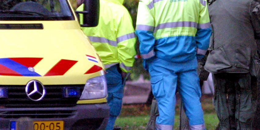 Onderzoek naar twee mogelijke explosieven Grote Markt Almere
