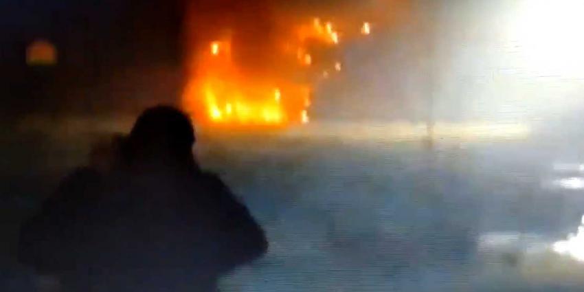 EOD maakt zware knutselbommen Spijkenisser onschadelijk