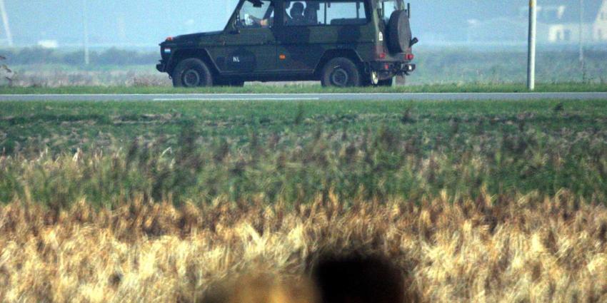 EODD gaat vliegtuigbom WOII in de Maas bij Venlo ruimen