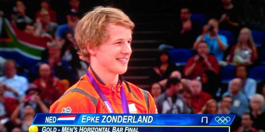 Foto van Epke Zonderland | NOS