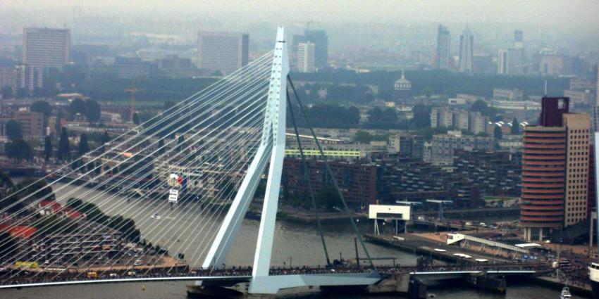 Rotterdam gaat nog verder de hoogte in