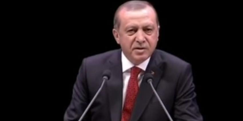 'Erdogan wilde dit weekend campagne voeren in Nederland'