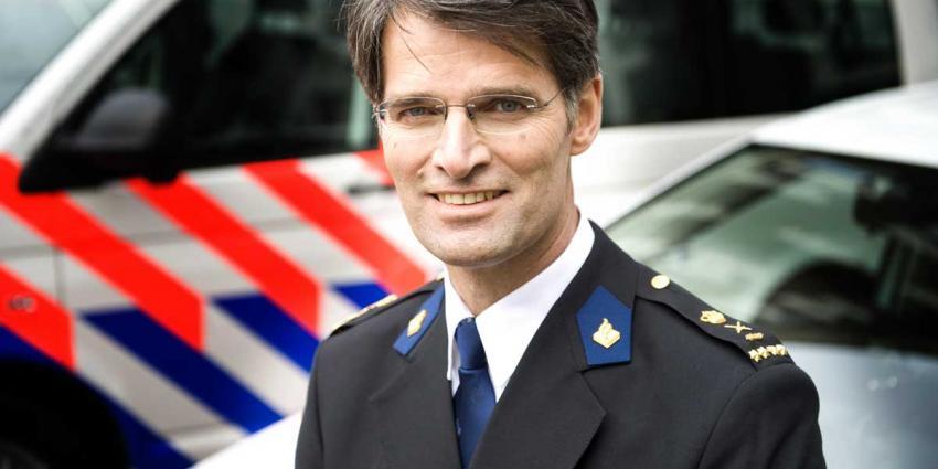 Korpschef kondigt innovatie bij politie aan